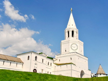 One-day Tour in Kazan: Kazan Kremlin - Blue Lake