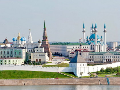 One-day Tour in Kazan: Kazan Kremlin – The Raifsky Nature Resort