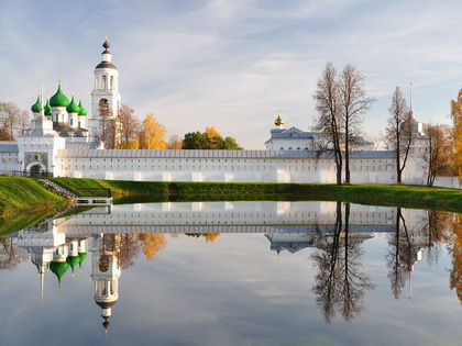 One-week Golden Ring Tour from Moscow