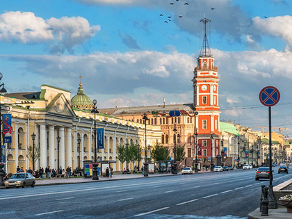 St. Petersburg in-depth: Palaces, Parks, and Pushkin
