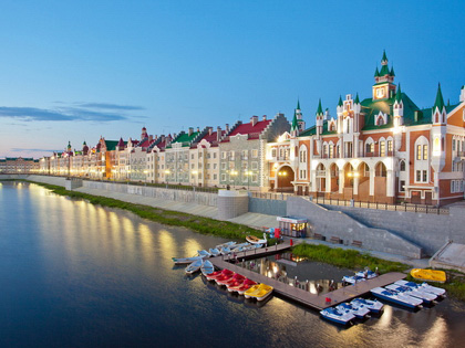 10-day Russia Tour: Moscow, St. Petersburg, and Three Ethnic Republics
