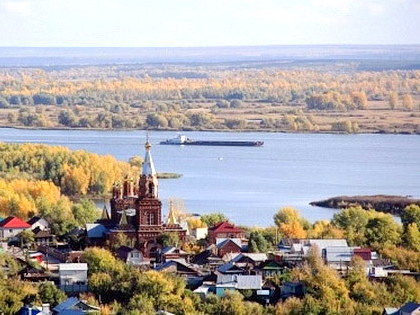 Volga Cruise 3, Tours in Russia