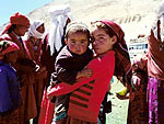 Tajikistan culture