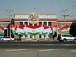Dushanbe sights