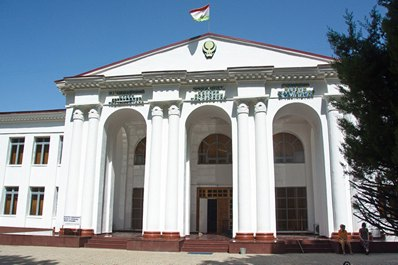 National Museum of Antiquities of Tajikistan, Dushanbe