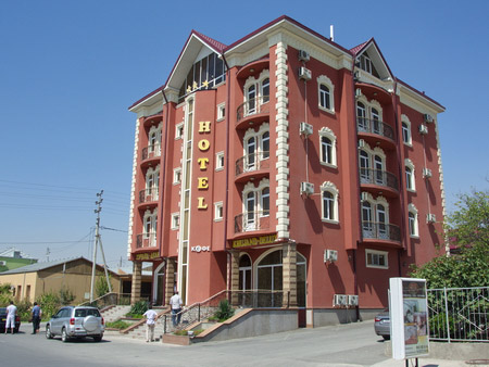 Khujand Deluxe Hotel