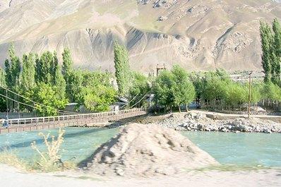 Khorog, Tajikistan