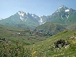 Ismoil Samani Peak, Tajikistan