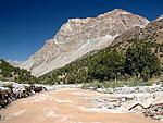 Pamir Mountan Range