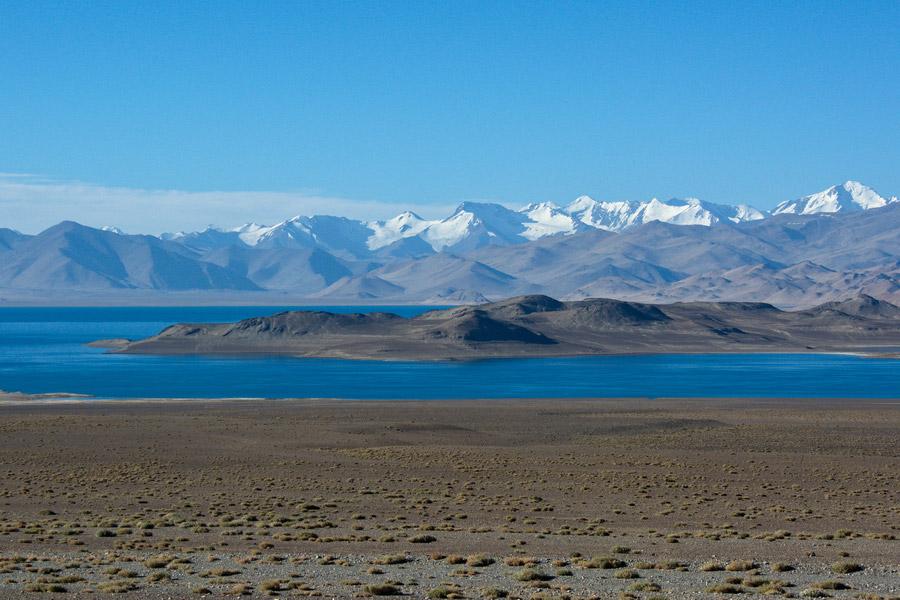 Karakul Lake Pamir Highway