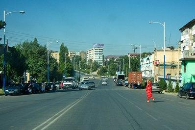 Penjikent, Tajikistan