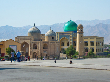 Khujand City Tour: one-day trip and excursion