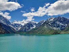Tajikistan - 2: Tour to Khujand, Istaravshan, Haf Kul, Iskandarkul, Seven Lakes, Dushanbe