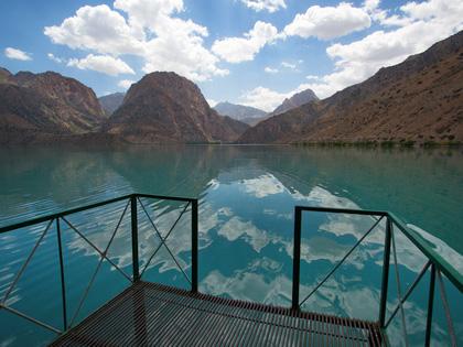 Tajikistan - 3: Tour to Dushanbe, Istaravshan, Khujand, Penjikent, Iskanderkul, Saritag