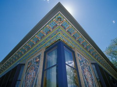 Tajikistan - 4: Tours to Dushanbe, Iskanderkul, Saritag, Penjikent