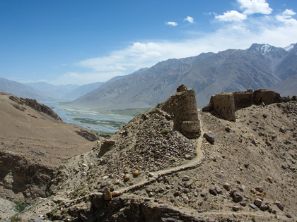 Pamir Highway Tour 2: Tour to Dushanbe, Saritag,  Kalai-Khumb, Khorog, Ishkashim, Langar , Murgab, Karakul Lake