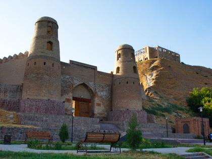 Tajikistan Tour 5: Dushanbe, Istaravshan, Penjikent, Iskanderkul