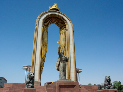 Uzbekistan Tajikistan Tour - 2:Tours to Tashkent, Khiva, Bukhara, Samarkand, Shakhrisabz, Termez, Dushanbe, Khujand