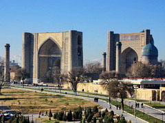 Тур в Среднюю Азию: Казахстан, Таджикистан, Кыргызстан, Узбекистан, Туркменистан