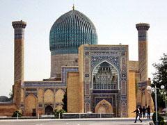 Центральноазиатский тур: Узбекистан, Казахстан, Кыргызстан, Таджикистан, Туркменистан