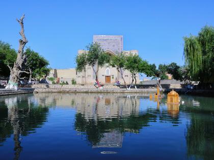 Silk Road Capitals Tour