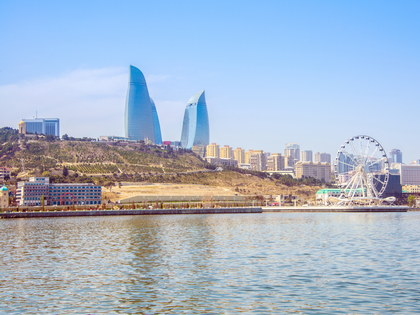 South Caucasus 8 Day Tour: Azerbaijan, Georgia, Armenia
