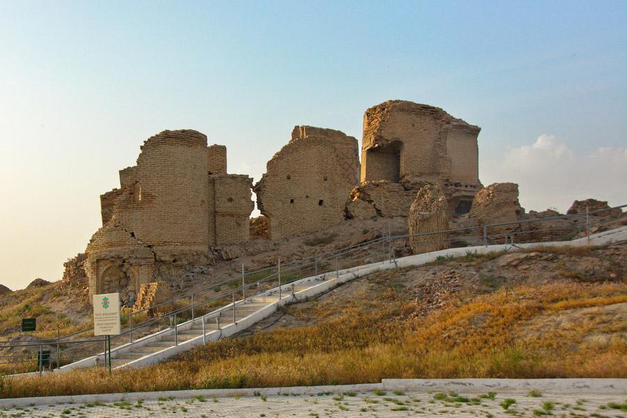 Ancient City Of Anau Enev