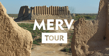 One-day tour to Merv