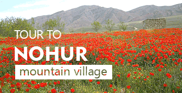 One-day tour to Nohur Mountain Village