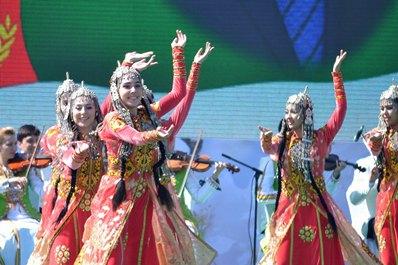 Культура Туркменистана