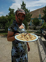 Pilav, Turkmenistan cuisine