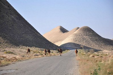 Ancient Dekhistan, Turkmenistan