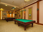 Billiard, Hôtel Achgabat