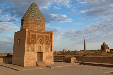 Mausoleum of Il-Arslan, Kunya-Urgench
