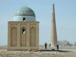 Turkmenistan Sighs - Kunya-Urgench