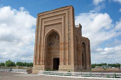 Mausoleum of Tyurabek-khanym, Kunya-Urgench