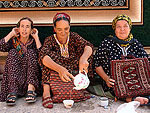 Traditional songs, Turkmenistan
