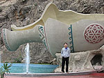 Nature of Turkmenistan. Lakes and springs