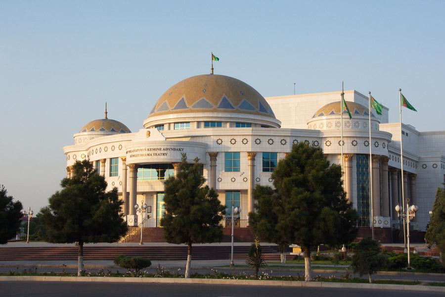Mary, Turkmenistan