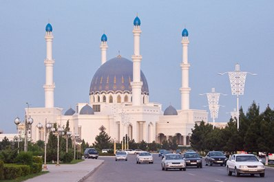 Мары, Туркменистан