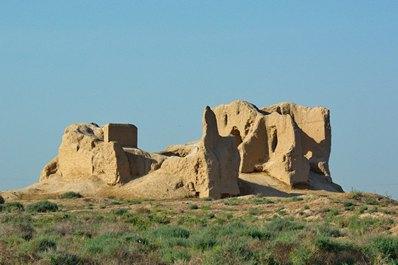 Kyz-Kala, Merv, Turkmenistan