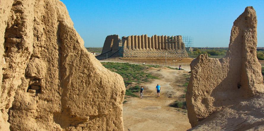 Hasil gambar untuk Merv, Turkmenistan