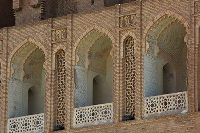 Sultan Sandzhar Mausoleum, Merv, Turkmenistan