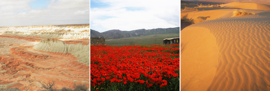 Turkmenistan Nature