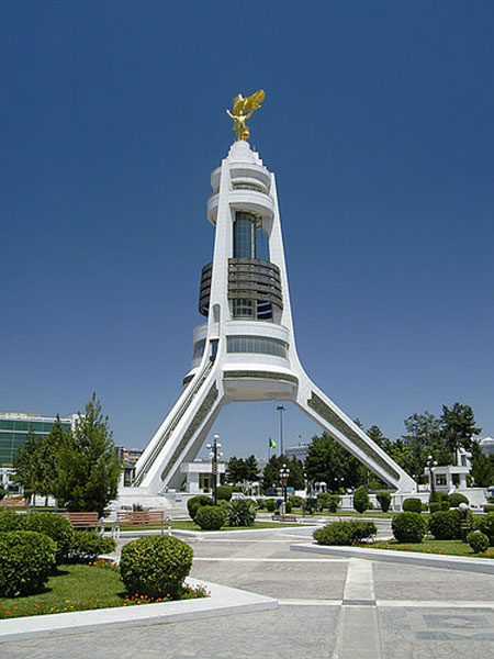 Ashgabat, Turkmenistan - City Guide, Hotels and Tours in Ashgabat