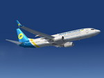 UIA introduced regular flights between Kiev and Ashgabat