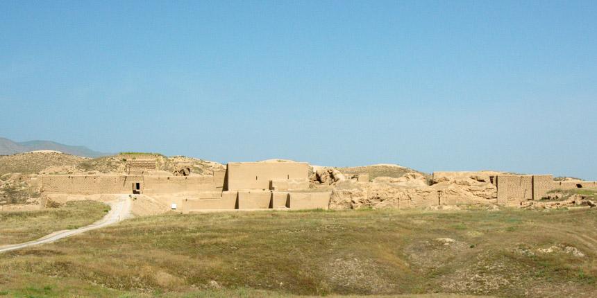 Nisa, Turkmenistan