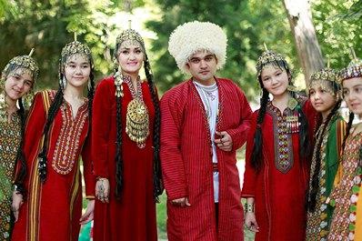 Turkmenistan population