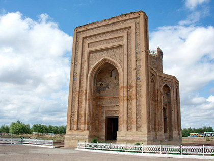 Turkmenistan Small Group Tour with Scheduled Dates 2017