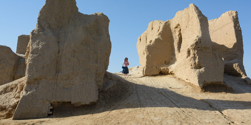 Turkmenistan Private Tours